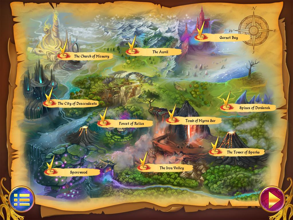 Mystery Mosaics from www ANAWIKI com - games you wanna play  PC, Mac