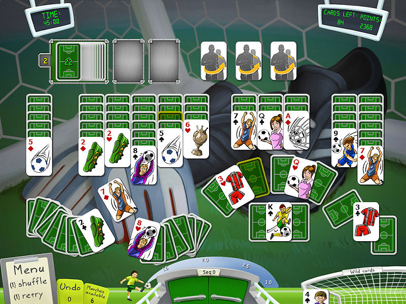 soccer cup solitaire online from www anawiki com games you wanna